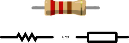 Теория. Резистор