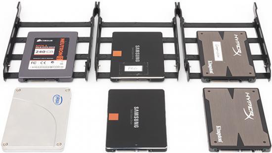 тестирование SSD-накопителей
