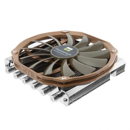 AXP-200 — низкопрофильный процессорный кулер от Thermalright