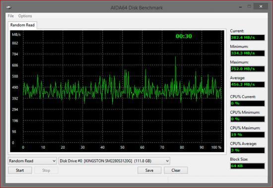 Обзор SSD-диска Kingston SM2280S3/120G