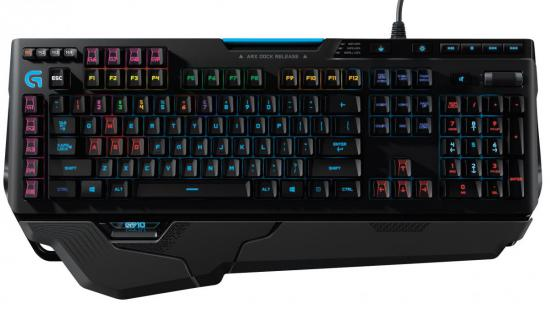 Logitech G910 Orion Spark RGB Mechanical