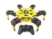 Робот-паук, вооружённый лазером