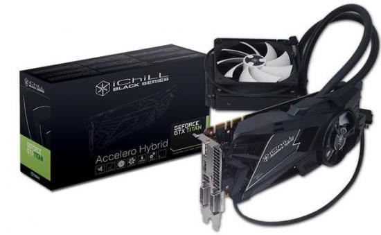 Inno3D GeForce GTX Titan.