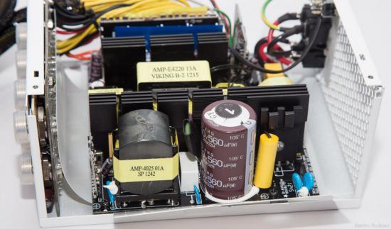 Блок питания OCZ Silencer Mk III