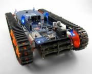 Робот танк на Arduino