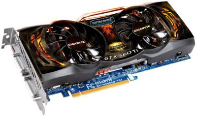 Gigabyte GeForce GTX560 TI