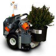 роботы садовники HV-100